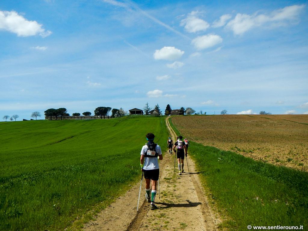 Ultra Trail Via Degli Dei