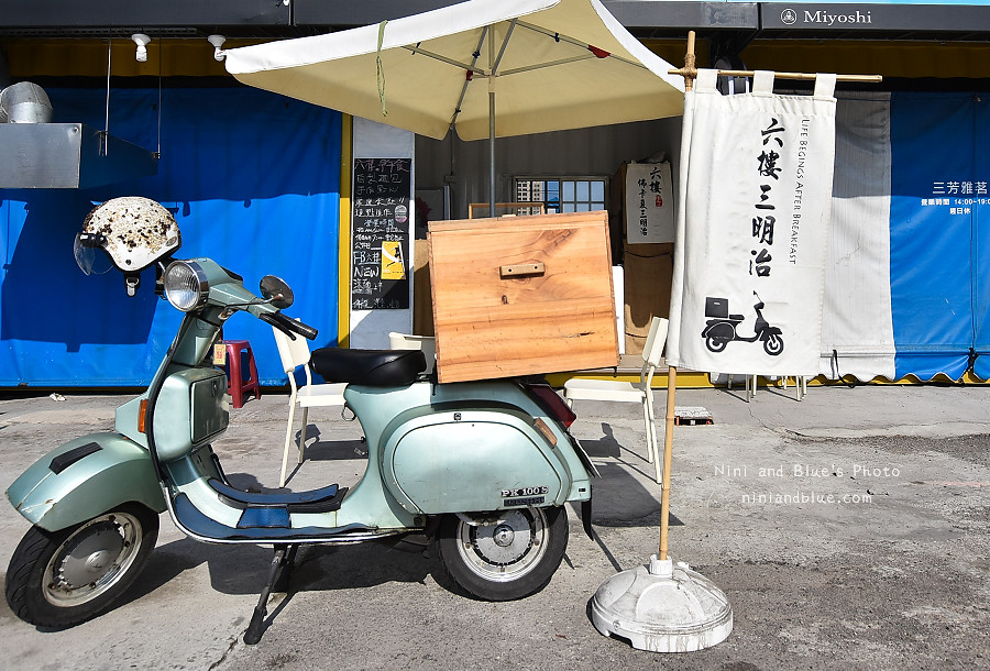 六樓早餐 台中餐車美食01