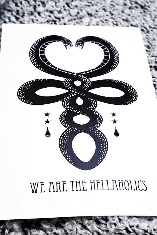 Hellaholics Jewelry Haul