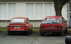 Citroën GSpécial + Citroën BX St Pierre des Corps (37 Indre et Loire) 05-12-13a