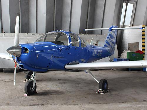 LY-ICG PA-38 Klaipeda 11-03-18
