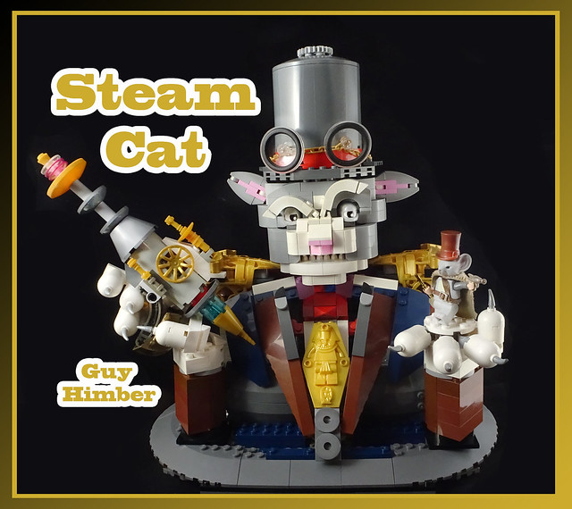 SteamCat by Guy Himber