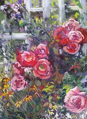 Sandie's Roses