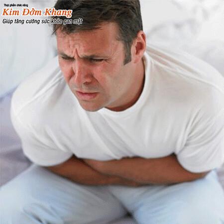 Đau, sốt, vàng da là triệu chứng phổ biến của sỏi ống mật chủ