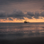 Shrimp Boat at Dawn