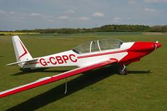 G-CBPC Sportavia-Putzer RF-5B (51013) Popham 100509