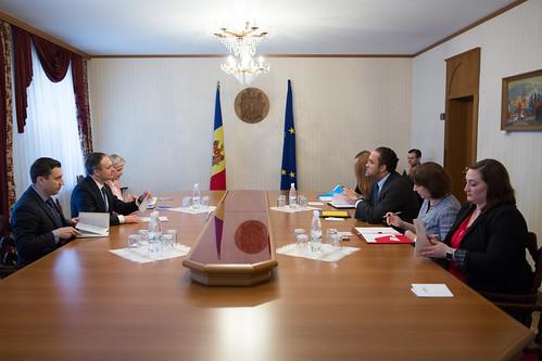 04.04.2018 Întrevedere Andrian Candu cu delegația Congresului SUA