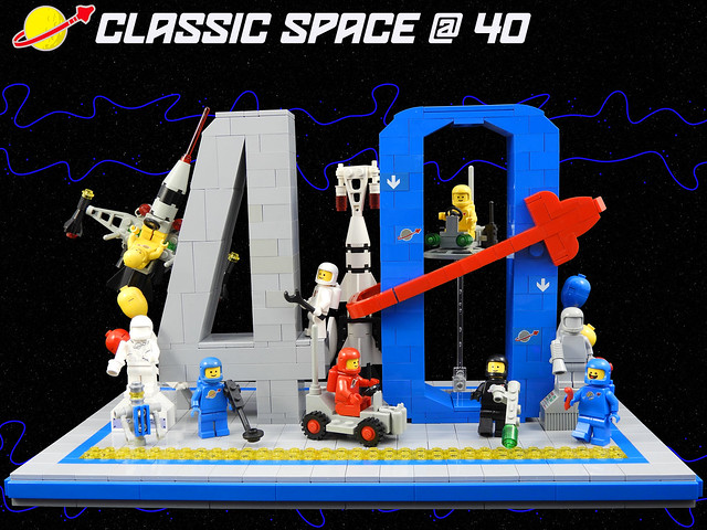 Classic Space @ 40