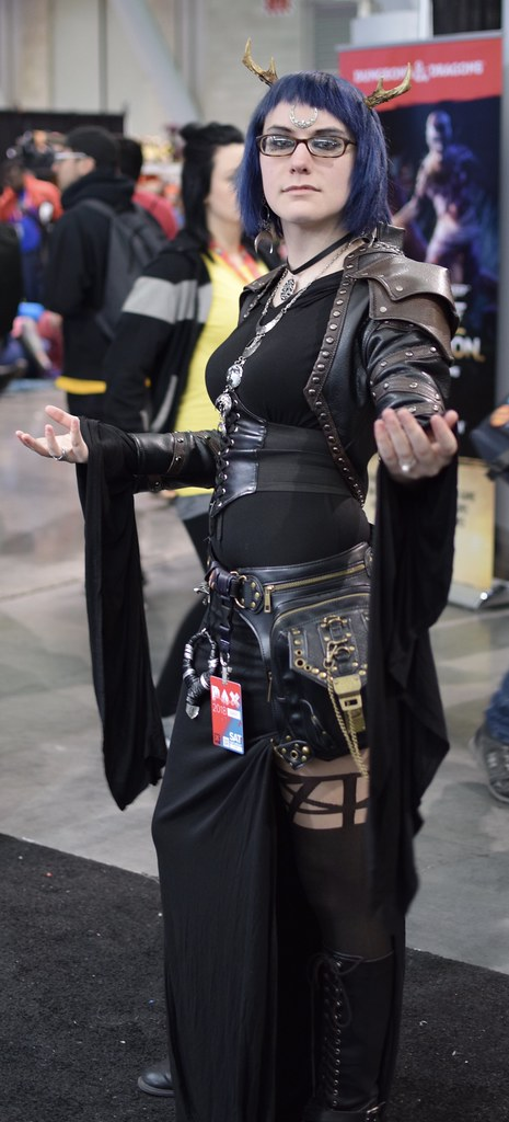 PAXEast 2018 Cosplayers