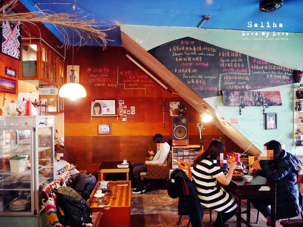 台北士林區天母特咖啡館推薦ZABU食堂食記 (1)
