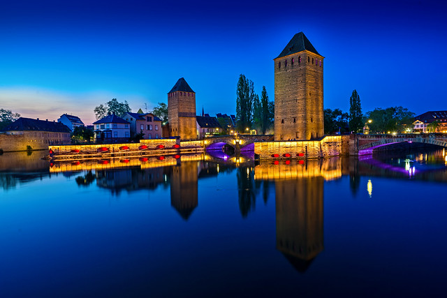 Barrage Vauban Strassburg