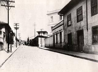 Rua Tabatinguera - 1914