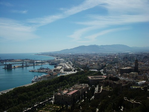 Malaga sunshine picture by Flickr user mer de glace