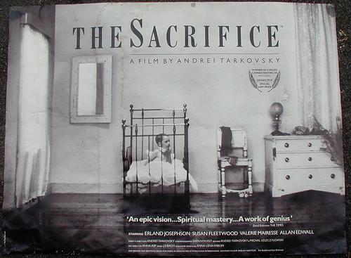 The Sacrifice 牺牲 UK