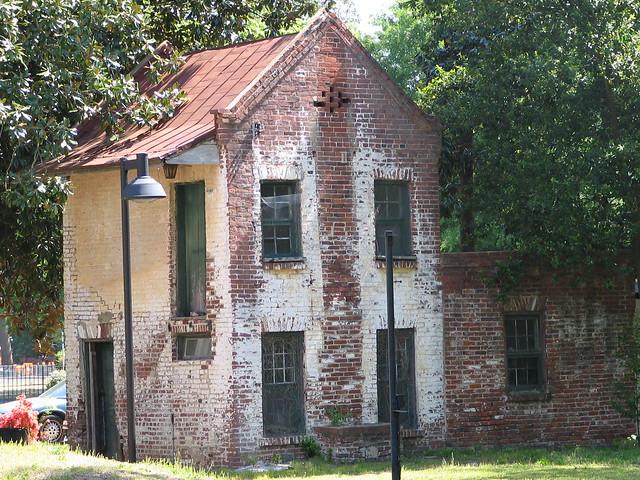 Appleby Library old slave quarters Augusta GA Explore neu…