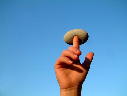 Stone by Jenny!