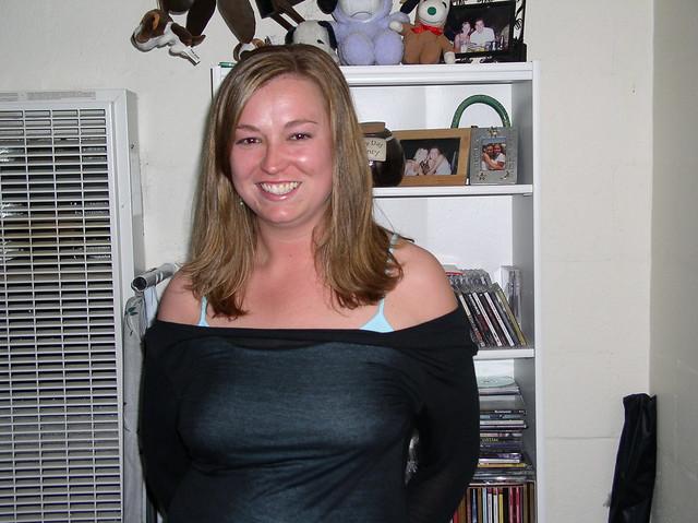 Sheer shirt nipples