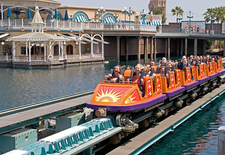 California Screamin Launch