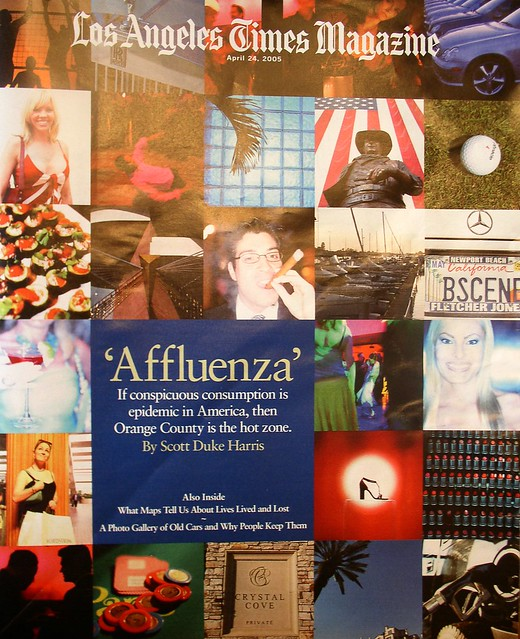 Header of Affluenza