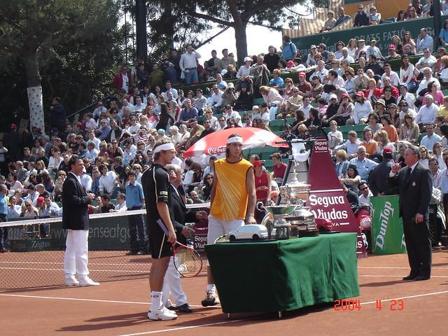 Nadal and Ferrero