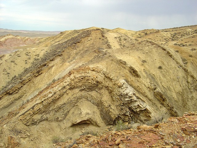 Anticlinal Folds - a gallery on Flickr
