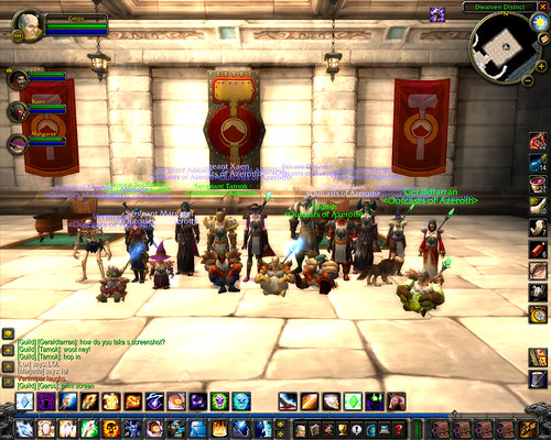 Guild meeting