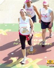 sprint(0.0), track and field athletics(0.0), running(0.0), recreation(0.0), outdoor recreation(0.0), 800 metres(0.0), duathlon(0.0), jogging(0.0), physical exercise(0.0), marathon(1.0), athletics(1.0), endurance sports(1.0), race(1.0), half marathon(1.0), racewalking(1.0), person(1.0), athlete(1.0),