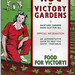 ABC of Victory Gardens - front cover by Asparagirl