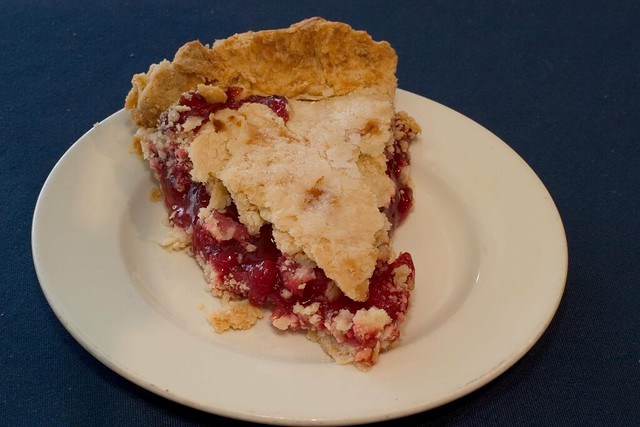 Homemade cherry pie | Explore bcostin's photos on Flickr. bc ...