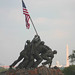 Iwo Jima Statue, Inspired by Pulitzer Prize Photographer Joe Rosental who died, August 21, 2006