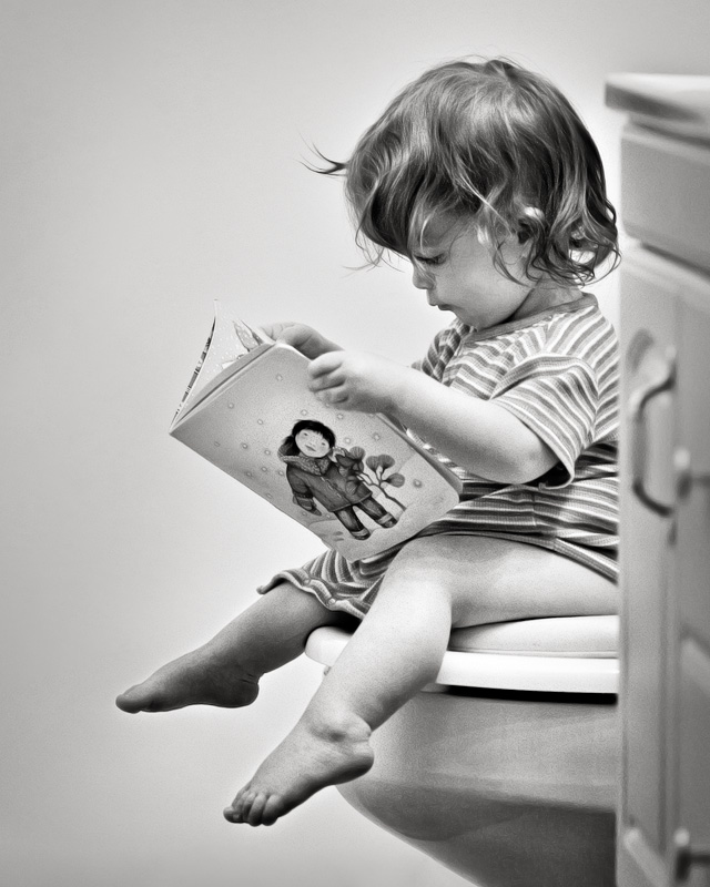 Tips on helping with toilet training