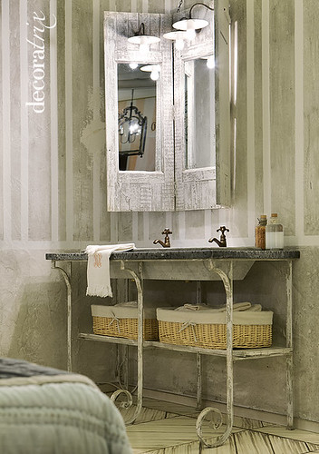 Griferia Para Baño Rustico ~ Dikidu.com