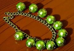yeşil inci