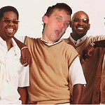 Dave Engle in Boyz II Men
