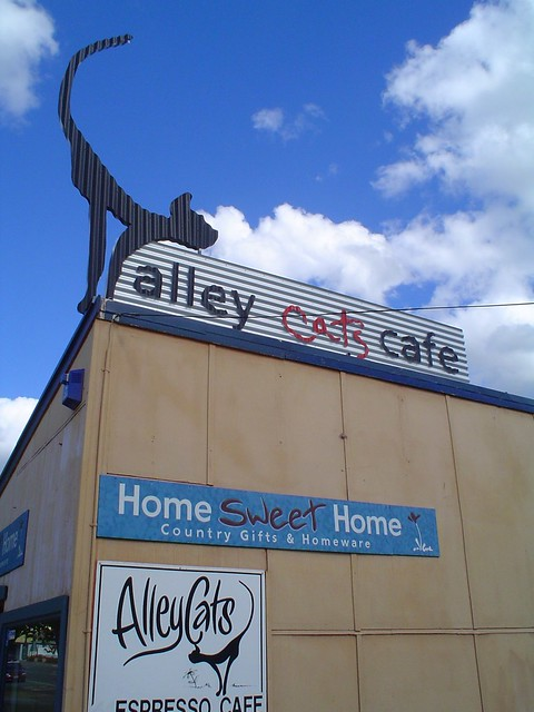 Alley Cats Cafe Mudgee