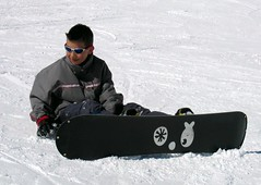 footwear(0.0), vehicle(0.0), sledding(0.0), sled(0.0), snowboarding(1.0), winter sport(1.0), sports(1.0), snow(1.0), snowboard(1.0),