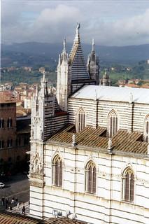 Il Duomo, Siena, 1999