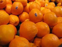 for sale: oranges