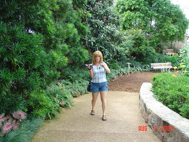 Milwaukee Botanical Gardens Domes 014 Flickr Photo Sharing