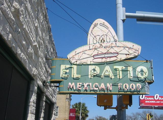El Patio Mexican Food Th Street Santa Rosa Ca