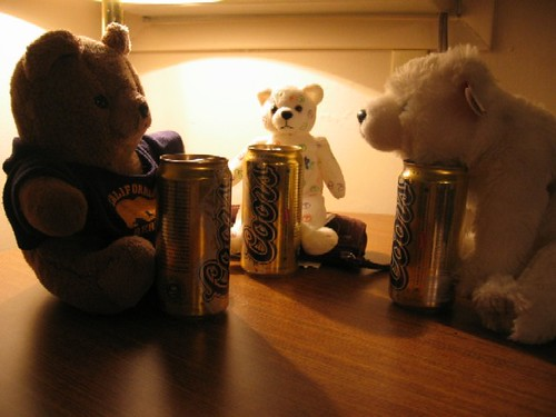 Three Bears and Beer