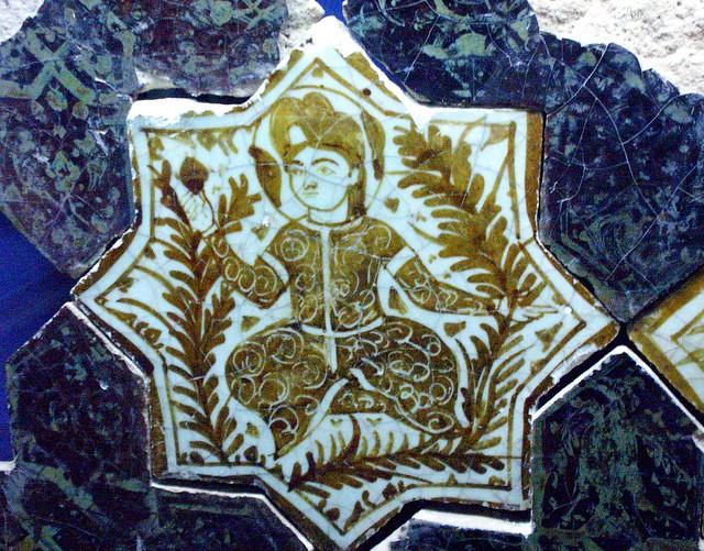 Seljuks: The Karatay Museum of Ceramic Tiles, Konya ...