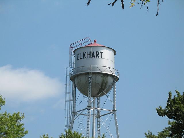 Header of Elkhart