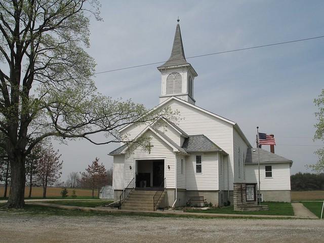 Trinity Lutheran Church, near Lithopolis, Ohio