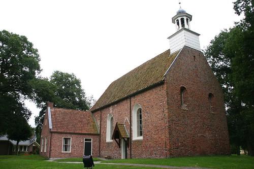 De kerk van Sellingen