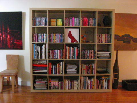 ikea expedit bookcase flickr photo sharing. Black Bedroom Furniture Sets. Home Design Ideas