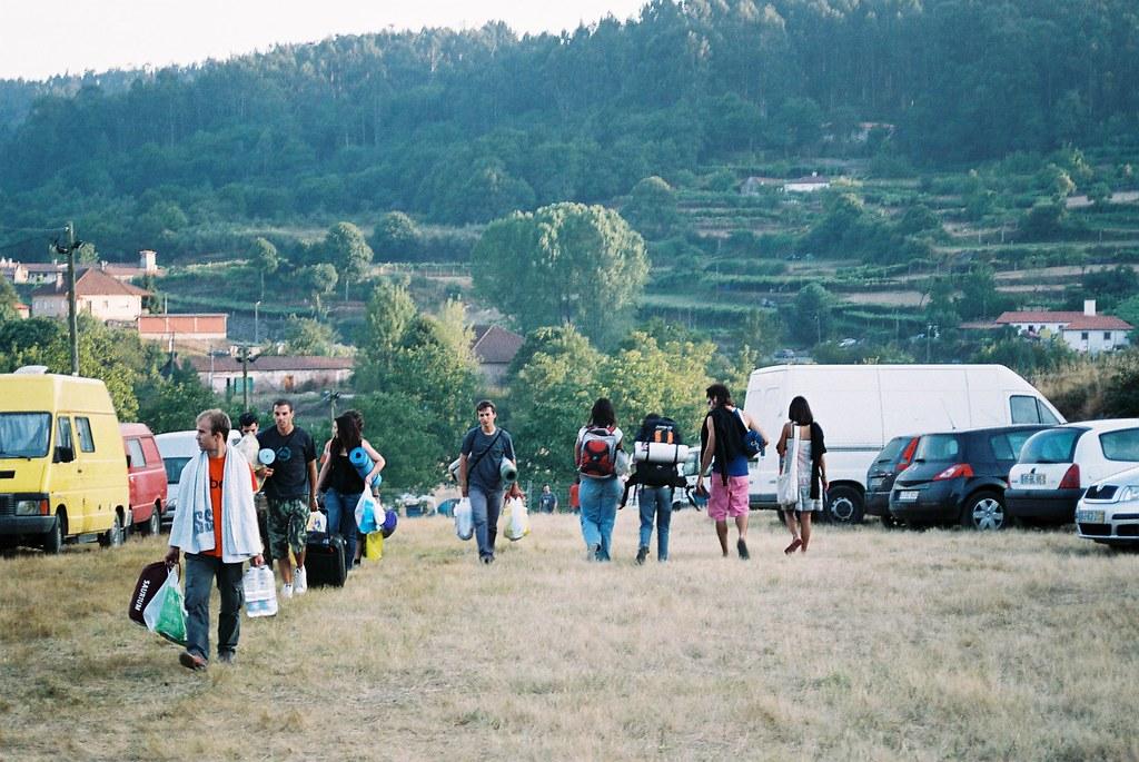 Paredes de coura festival rock le jardin du portugal for Paredes de coura festival