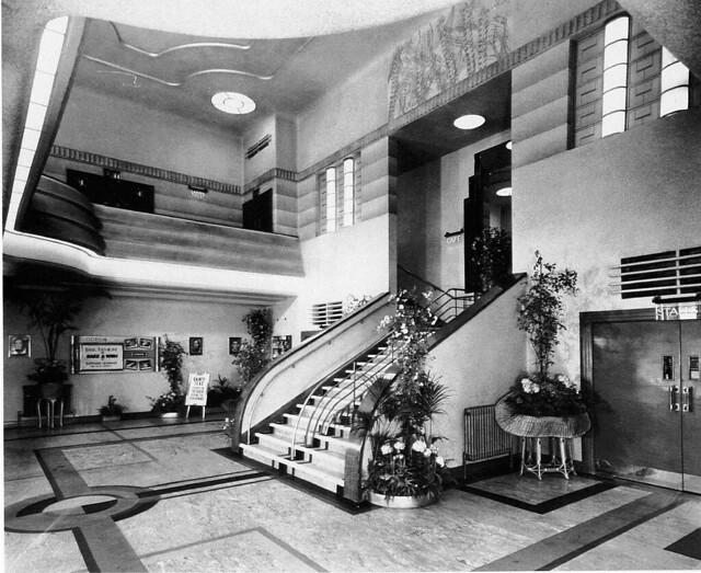 Balham Odeon Foyer