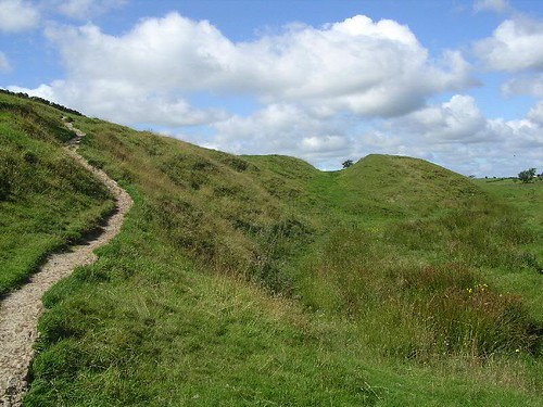 Ditch E of Milecastle 47