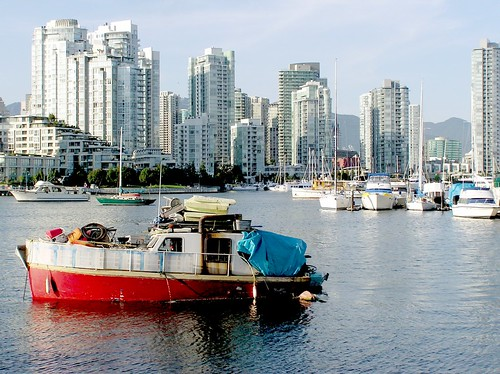 False Creek Squatter\'s Boat